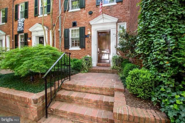 1616 34TH Street NW, WASHINGTON, DC 20007 (#DCDC521868) :: Dart Homes