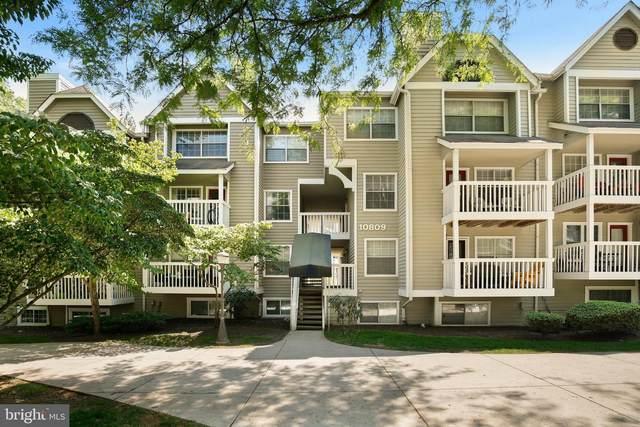 10809 Hampton Mill Terrace Unit 505 Door #, ROCKVILLE, MD 20852 (#MDMC758528) :: LoCoMusings