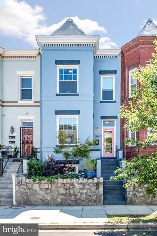 3647 11TH Street NW, WASHINGTON, DC 20010 (#DCDC521872) :: Jennifer Mack Properties