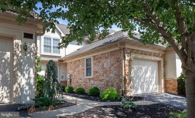 103 Creekgate, MILLERSVILLE, PA 17551 (#PALA182224) :: CENTURY 21 Home Advisors