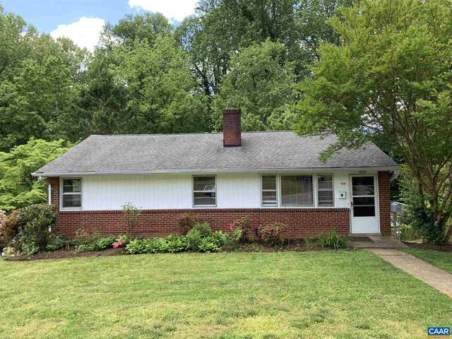 616 North Avenue, CHARLOTTESVILLE, VA 22901 (#617484) :: Jim Bass Group of Real Estate Teams, LLC