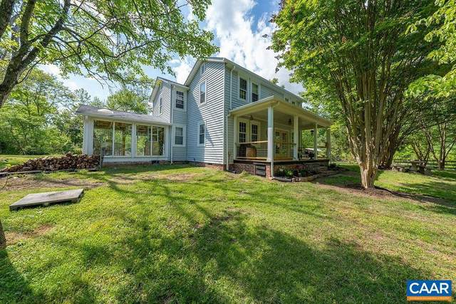 418 James River Road, SCOTTSVILLE, VA 24590 (#617489) :: Pearson Smith Realty
