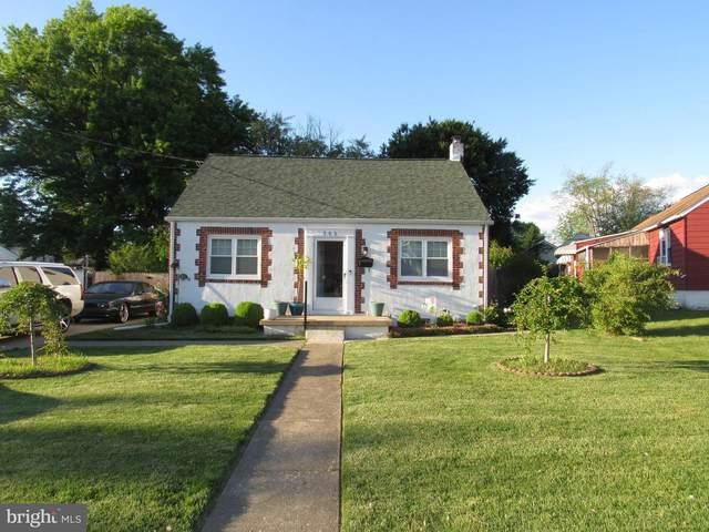 302 W Van Buren Avenue, NEW CASTLE, DE 19720 (#DENC526614) :: Century 21 Dale Realty Co