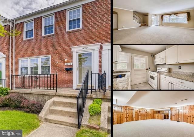 1810 Edgewood Road, TOWSON, MD 21286 (#MDBC529190) :: McClain-Williamson Realty, LLC.
