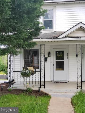 624 S Queen Street, MARTINSBURG, WV 25401 (#WVBE186058) :: McClain-Williamson Realty, LLC.