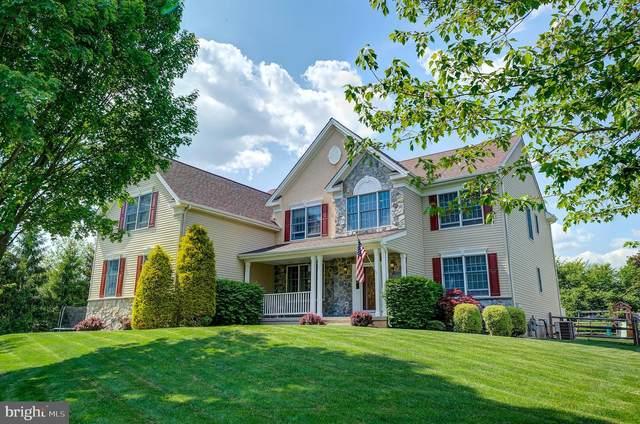 1 Amy Circle, NEWTOWN, PA 18940 (#PABU527610) :: Crews Real Estate