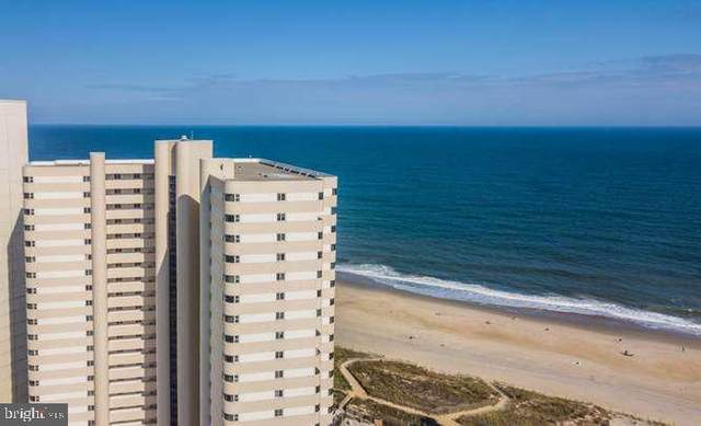 10300 Coastal Highway #1110, OCEAN CITY, MD 21842 (#MDWO122452) :: BayShore Group of Northrop Realty