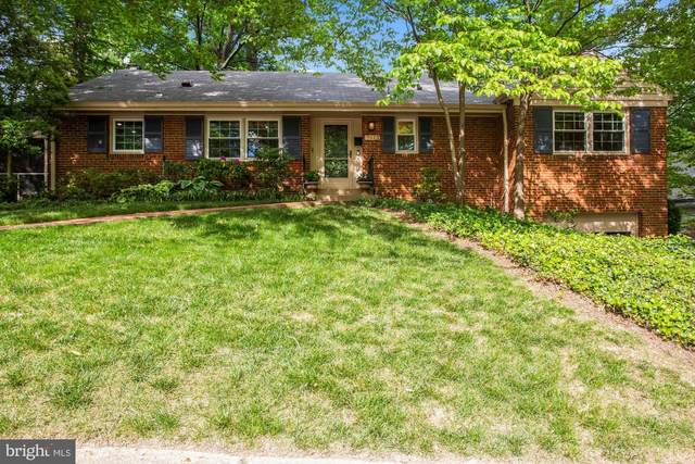 3113 N Oxford Street, ARLINGTON, VA 22207 (#VAAR181546) :: Crews Real Estate