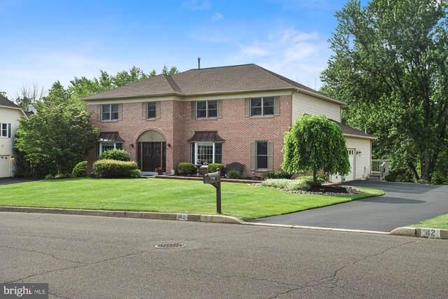 42 Radcliff Drive, DOYLESTOWN, PA 18901 (#PABU527624) :: Linda Dale Real Estate Experts