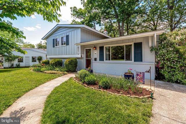 6610 Bowie Drive, SPRINGFIELD, VA 22150 (#VAFX1201540) :: The Piano Home Group