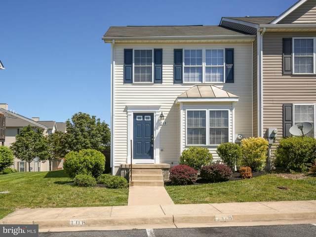 108 Windstone, WINCHESTER, VA 22602 (#VAFV164116) :: Shamrock Realty Group, Inc