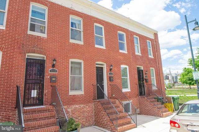 1118 Mcdonogh Street, BALTIMORE, MD 21213 (#MDBA551096) :: The Matt Lenza Real Estate Team