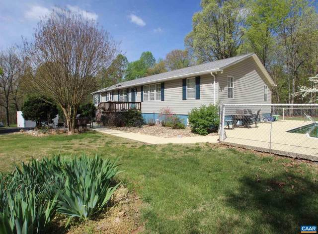 168 Frazier Cove Lane, PALMYRA, VA 22963 (#617510) :: Ram Bala Associates | Keller Williams Realty