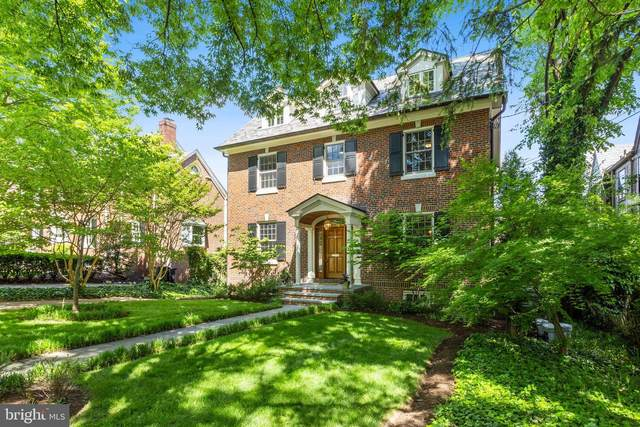 4921 30TH Place NW, WASHINGTON, DC 20008 (#DCDC521964) :: The Piano Home Group