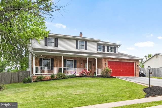 125 Cranbrook Drive, DOVER, PA 17315 (#PAYK158478) :: Ram Bala Associates   Keller Williams Realty