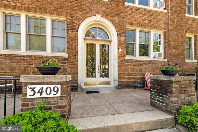 3409 29TH Street NW #12, WASHINGTON, DC 20008 (#DCDC521970) :: Erik Hoferer & Associates