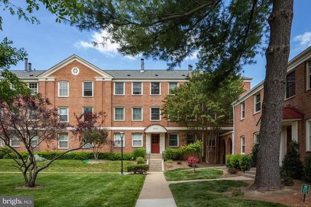 2707 Arlington Boulevard 109 (202), ARLINGTON, VA 22201 (#VAAR181560) :: Corner House Realty