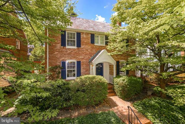 4314 36TH Street NW, WASHINGTON, DC 20008 (#DCDC521976) :: The Piano Home Group