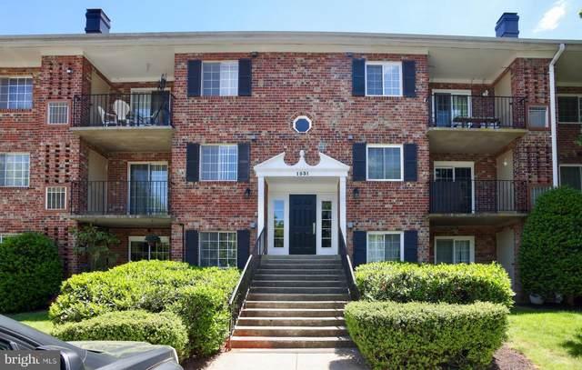 1531 Colonial Drive #201, WOODBRIDGE, VA 22192 (#VAPW522728) :: RE/MAX Cornerstone Realty