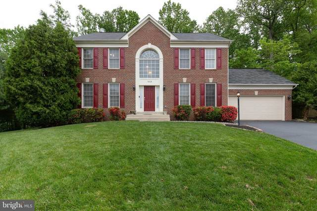 1839 Strickland Court, WOODBRIDGE, VA 22191 (#VAPW522730) :: Great Falls Great Homes