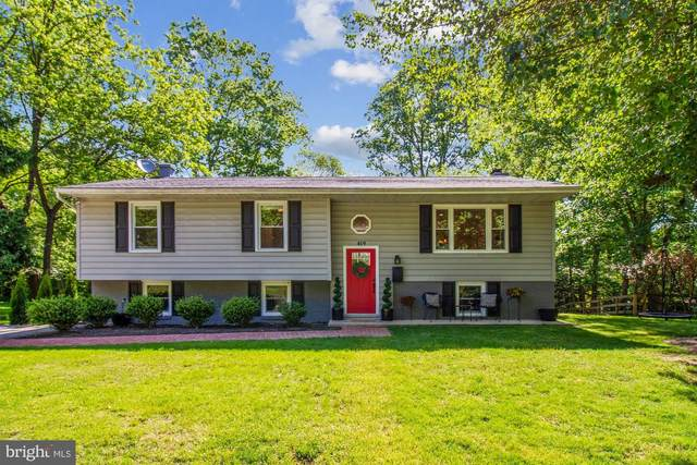409 Fernwood Drive, SEVERNA PARK, MD 21146 (#MDAA468428) :: The Matt Lenza Real Estate Team
