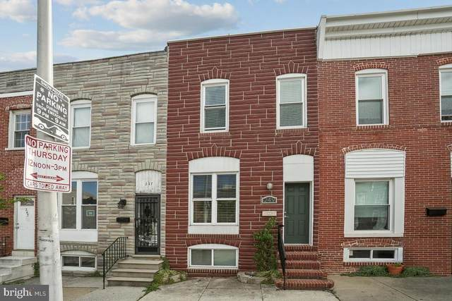 249 S Highland Avenue, BALTIMORE, MD 21224 (#MDBA551104) :: Charis Realty Group