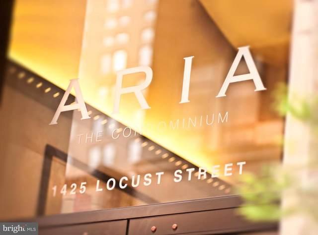 1425 Locust Street 2D, PHILADELPHIA, PA 19102 (#PAPH1017798) :: Nesbitt Realty