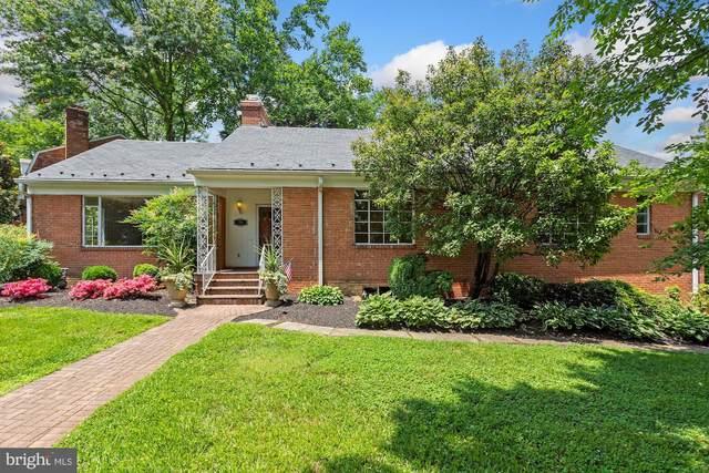 7900 Glendale Street, CHEVY CHASE, MD 20815 (#MDMC758646) :: Potomac Prestige