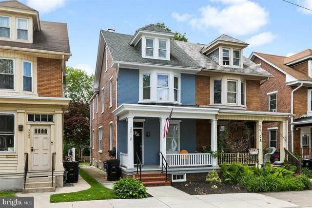 3010 N 3RD Street, HARRISBURG, PA 17110 (#PADA133348) :: Ramus Realty Group