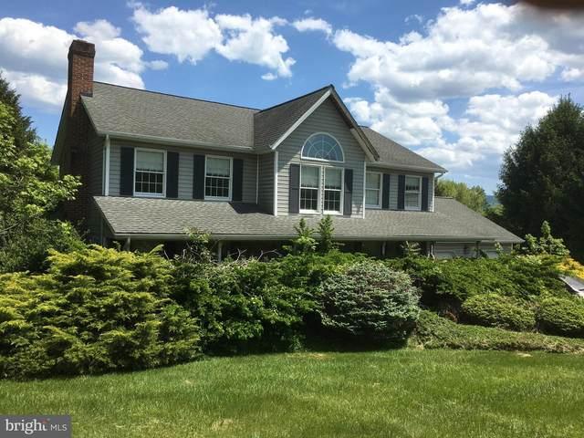 405 Spring Hollow Road, WOODSTOCK, VA 22664 (#VASH122284) :: Crossman & Co. Real Estate