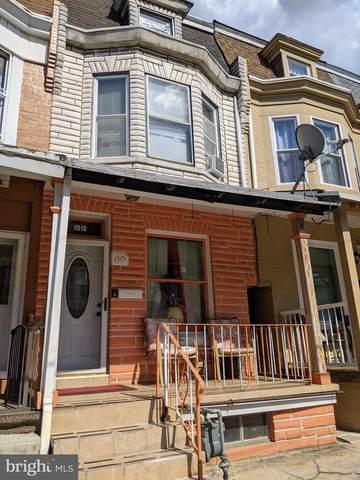 1313 Church Street, READING, PA 19601 (MLS #PABK377620) :: Maryland Shore Living | Benson & Mangold Real Estate