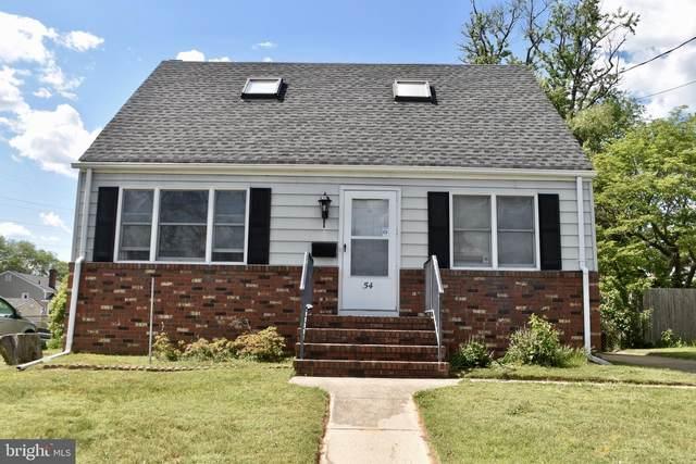 54 Brockton Road, HAMILTON, NJ 08619 (#NJME312512) :: The Matt Lenza Real Estate Team