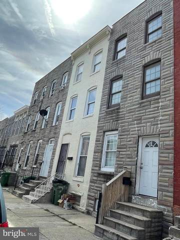 310 S Gilmor Street, BALTIMORE, MD 21223 (#MDBA551150) :: Teal Clise Group