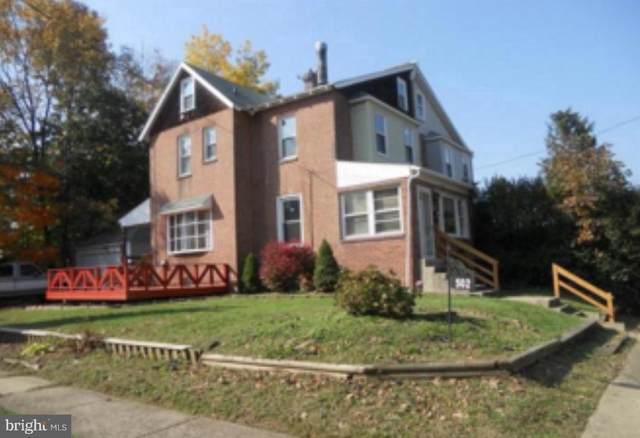 502 Felton Avenue, DARBY, PA 19023 (#PADE546278) :: Bowers Realty Group