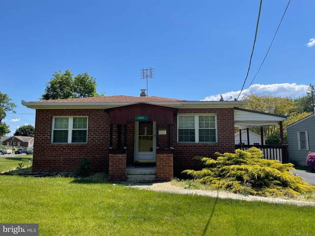 1031 N Pitt Street, CARLISLE, PA 17013 (#PACB134920) :: BayShore Group of Northrop Realty