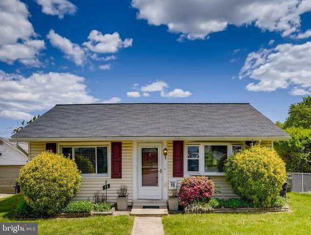 15 Gyro Drive, BALTIMORE, MD 21220 (#MDBC529308) :: Dart Homes