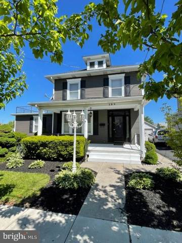 109 W Elm Avenue, HANOVER, PA 17331 (#PAYK158528) :: The Craig Hartranft Team, Berkshire Hathaway Homesale Realty