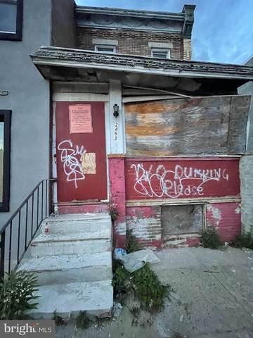 2453 W Sergeant Street, PHILADELPHIA, PA 19132 (MLS #PAPH1017992) :: Kiliszek Real Estate Experts