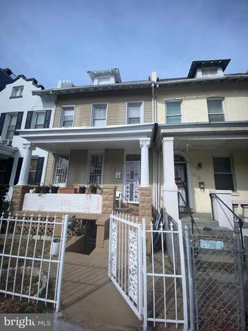 1204 Staples Street NE, WASHINGTON, DC 20002 (#DCDC522068) :: The Dailey Group