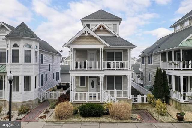 105 Adriatic Avenue, ATLANTIC CITY, NJ 08401 (#NJAC117354) :: Ram Bala Associates   Keller Williams Realty