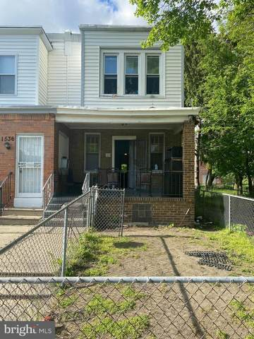 1538 Park Boulevard, CAMDEN, NJ 08103 (#NJCD420040) :: A Magnolia Home Team