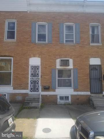 2143 Eagle Street, BALTIMORE, MD 21223 (#MDBA551198) :: The Maryland Group of Long & Foster Real Estate