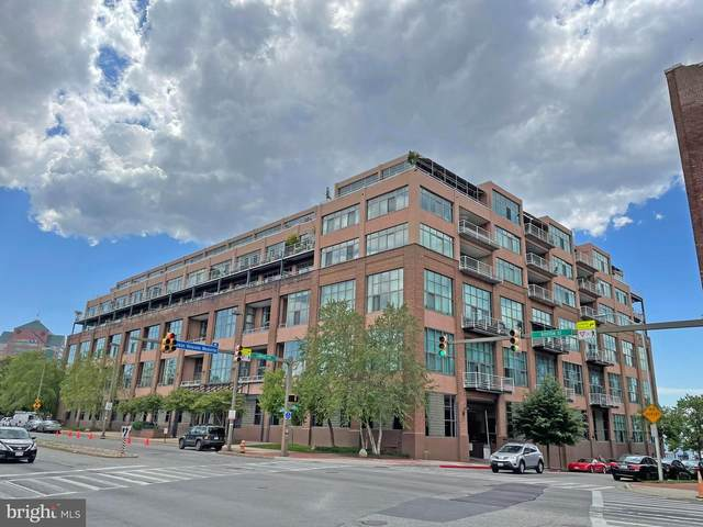 2901 Boston Street #206, BALTIMORE, MD 21224 (#MDBA551218) :: The Gold Standard Group
