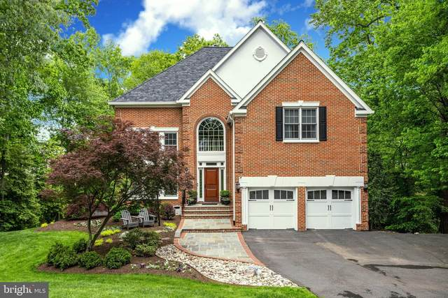 11410 Green Moor Lane, OAKTON, VA 22124 (#VAFX1201740) :: Ram Bala Associates | Keller Williams Realty