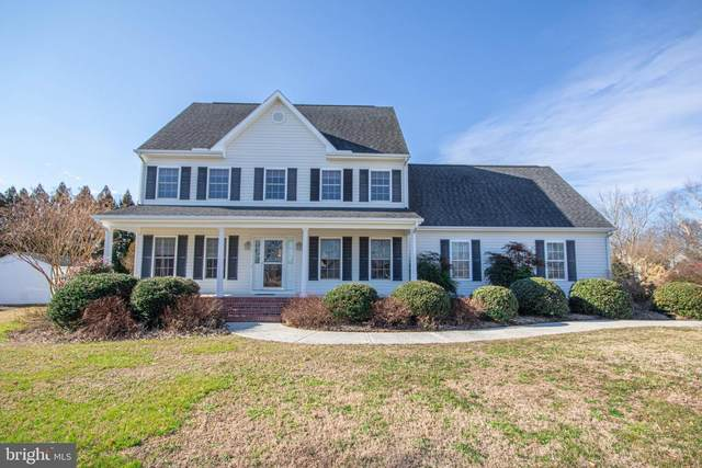 6086 Spaniel Court, SALISBURY, MD 21801 (#MDWC113026) :: Dawn Wolf Team
