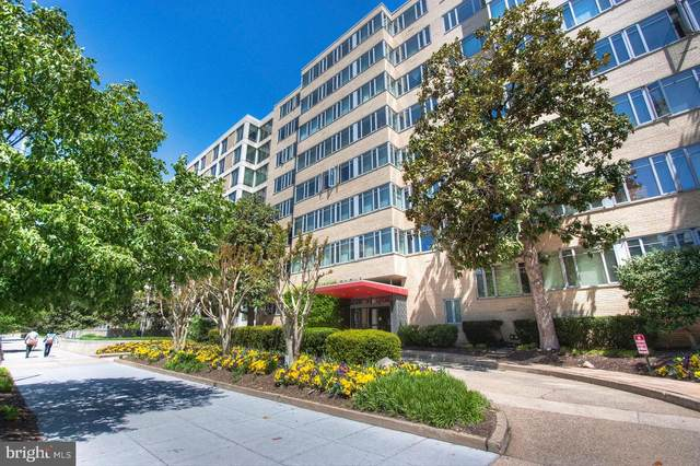 1711 Massachusetts Avenue NW #810, WASHINGTON, DC 20036 (#DCDC522102) :: Bruce & Tanya and Associates