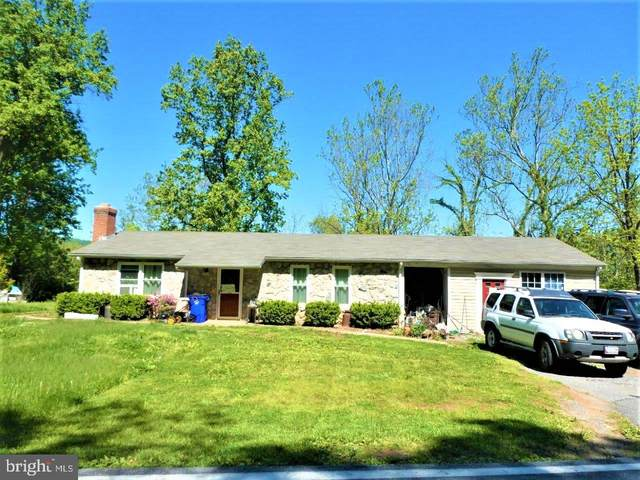 2816 Ballenger Creek Pike, FREDERICK, MD 21703 (#MDFR282622) :: Corner House Realty