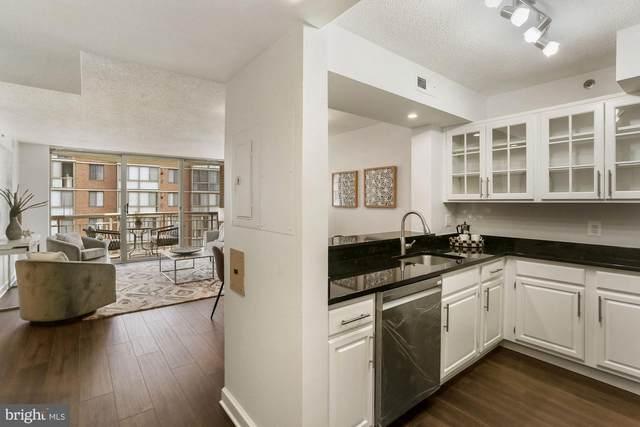 1200 Braddock Place #404, ALEXANDRIA, VA 22314 (#VAAX259874) :: Nesbitt Realty