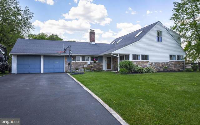 9 Rain Lily Road, LEVITTOWN, PA 19056 (#PABU527690) :: VSells & Associates of Compass