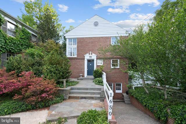 1650 Foxhall Road NW, WASHINGTON, DC 20007 (#DCDC522110) :: Dart Homes